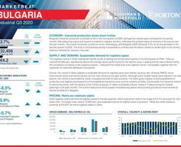 MarketbeatIndustrialBulgariaQ pdf